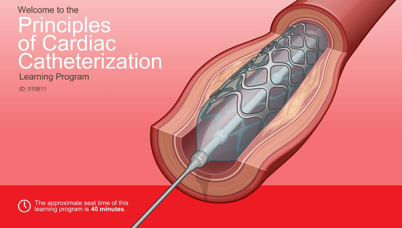 The Principles of Cardiac Catheterization-A.D.A.M. OnDemand