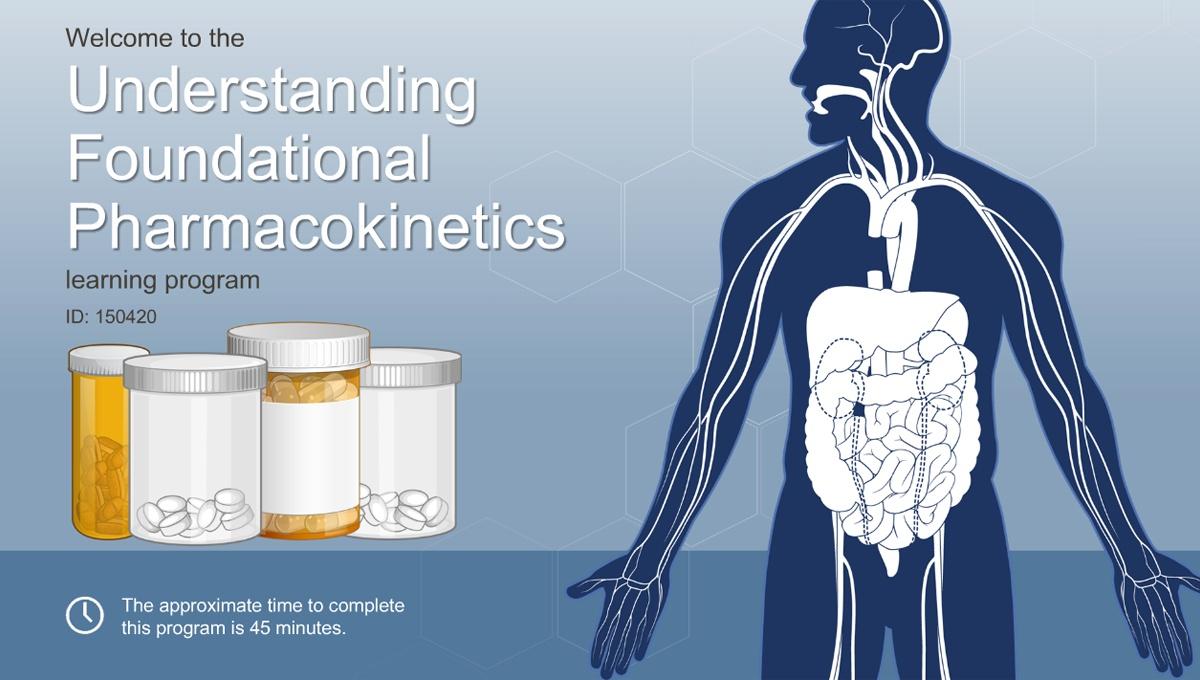 Understanding Foundational Pharmacokinetics A D A M Ondemand